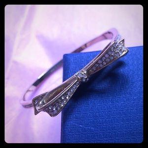 Kate Spade Gold Bow Bracelet!